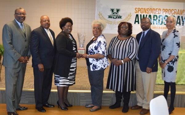 MVSU holds Sponsored Programs Awards Day | Mississippi ...
