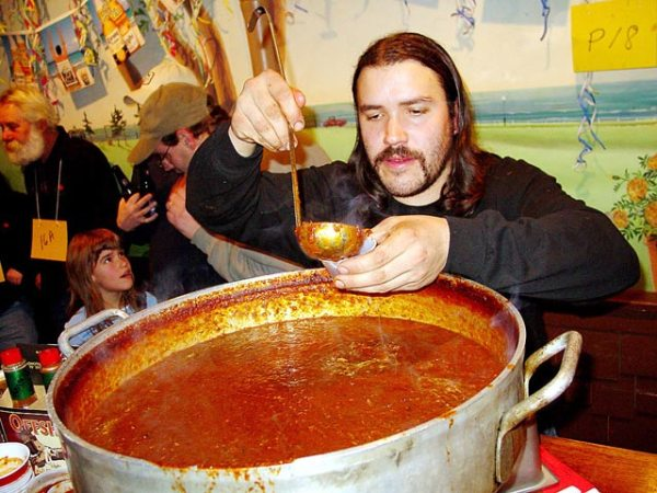What is chili exactly? Big Chili Contest competitors ...