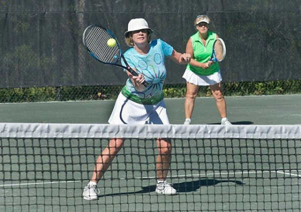 All Island Tennis tournament was a hit for Hospice - The ...