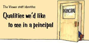Qualities we'd like to see in a principal