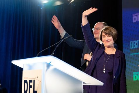 Why Klobuchar Should Be the Democratic Frontrunner for the 2020 Election
