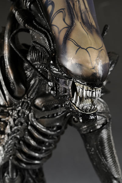 NECA Alien 18 inch action figure closeup