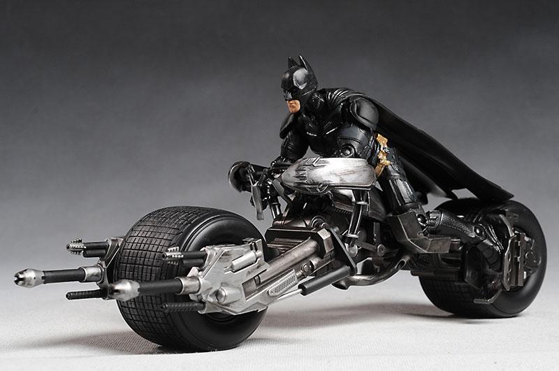 Dark Knight Rises Movie Masters Bat Pod Batman