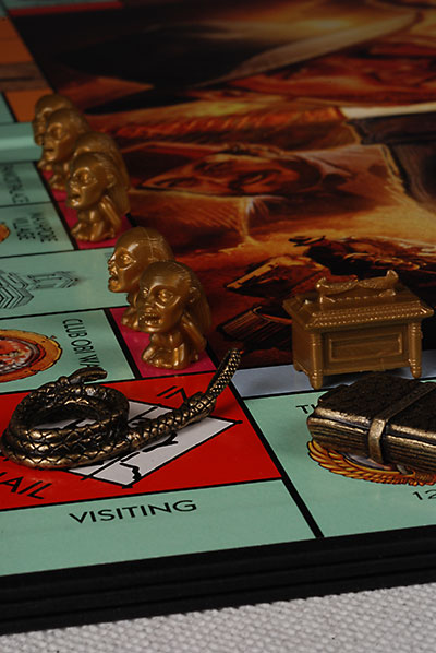 Indiana Jones Monopoly And The Game Of Life Board Games Another Pop Culture Collectible Review