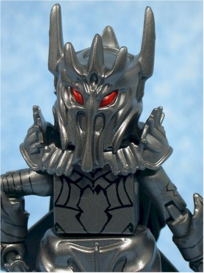 Lord Sauron Toy Rings