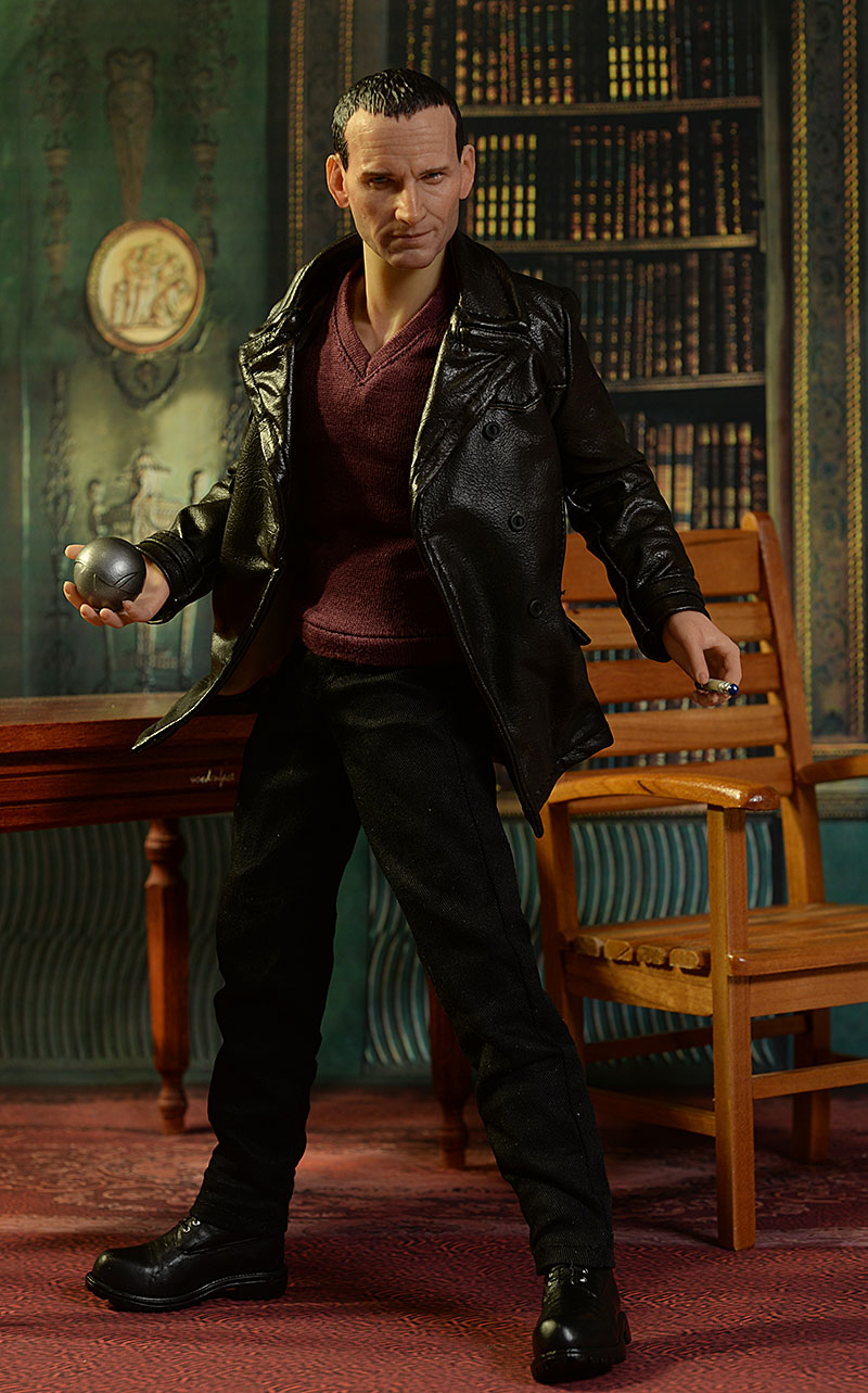 Doctor Who 9th Doctor sixth scale action figure by Big Chief Studios