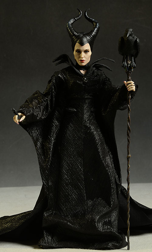 Maleficent sixth scale 1/6 action figure by Hot Toys