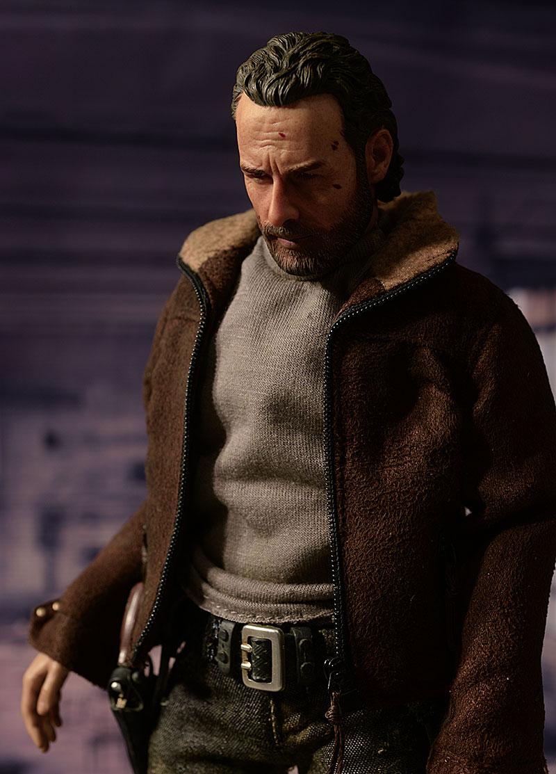 Walking Dead Rick Grimes sixth scale figure by Threezero
