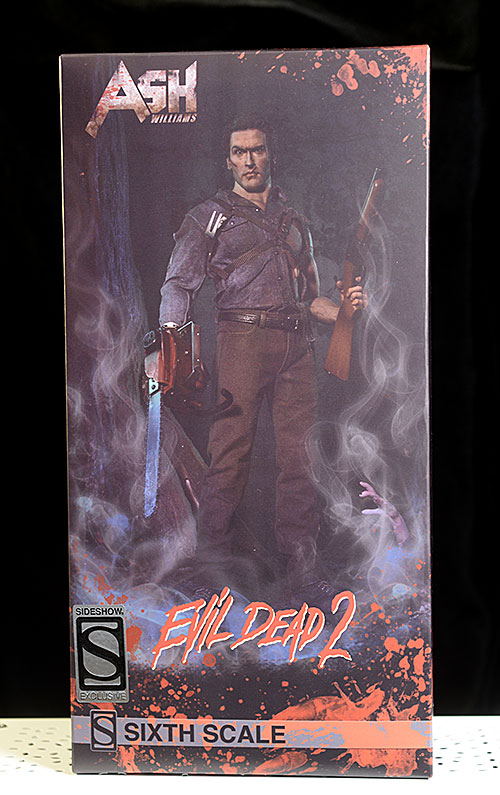 Evil Dead 2 Ash Willimas 1/6th action figure by Sideshow