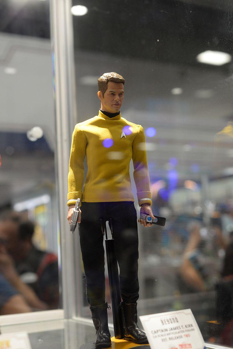 SDCC 2016 San Diego Comic-Con Quantum Mechanix