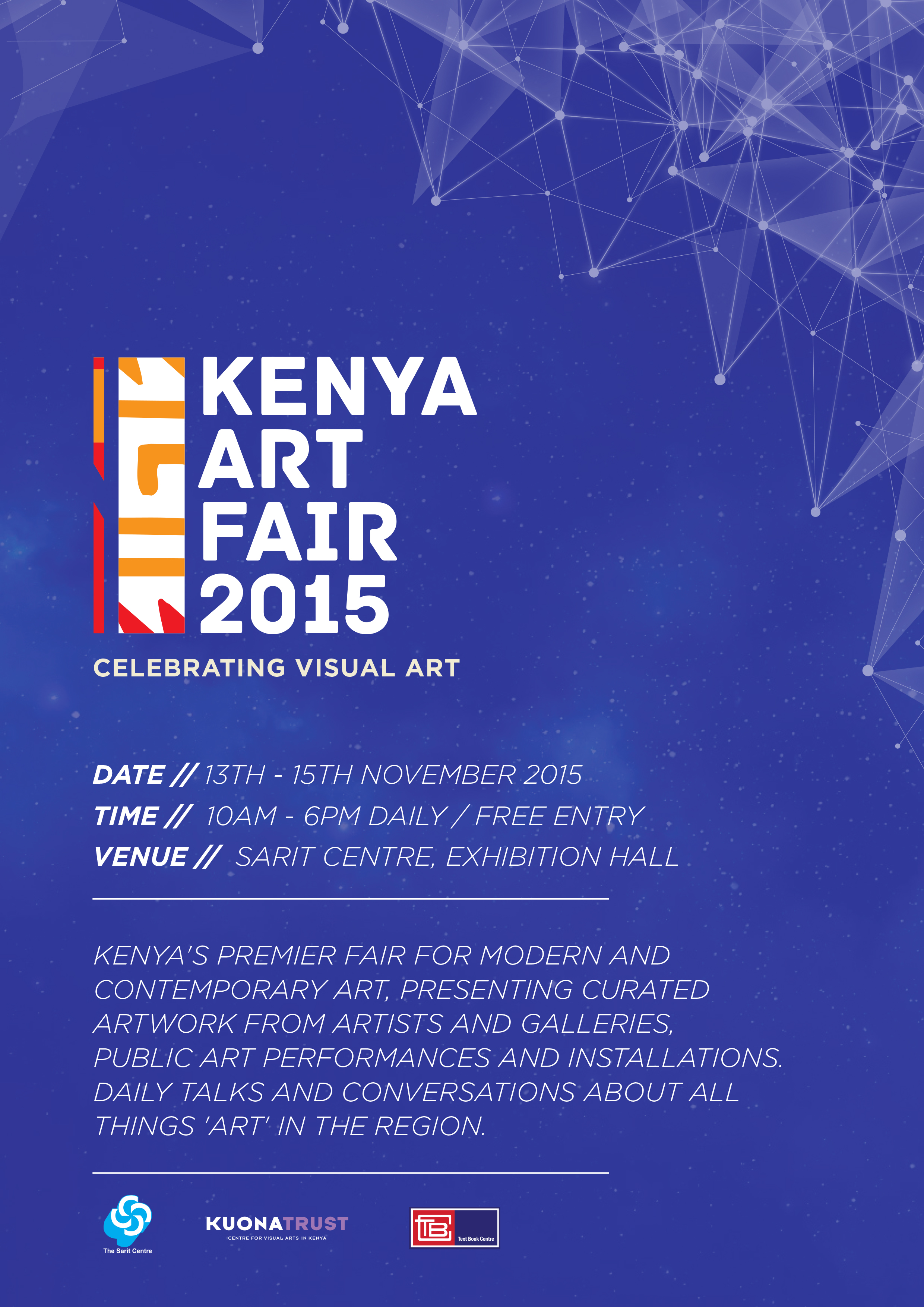 The Kenya Art Fair Returns for its Second Year - Mwende Ngao