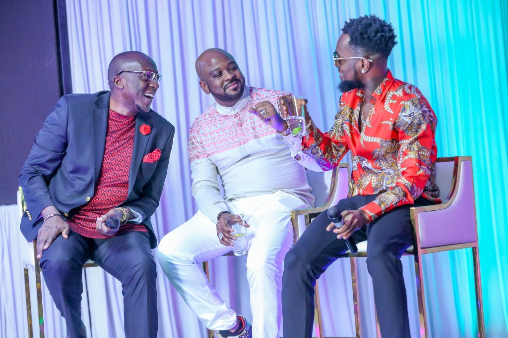 Patoranking Releases New Album, Wilmer, at Exclusive Listening Party