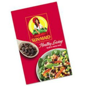 Cookbook archives mwfreebies free sun maid healthy living recipe book download it or have it mailed to you forumfinder Gallery