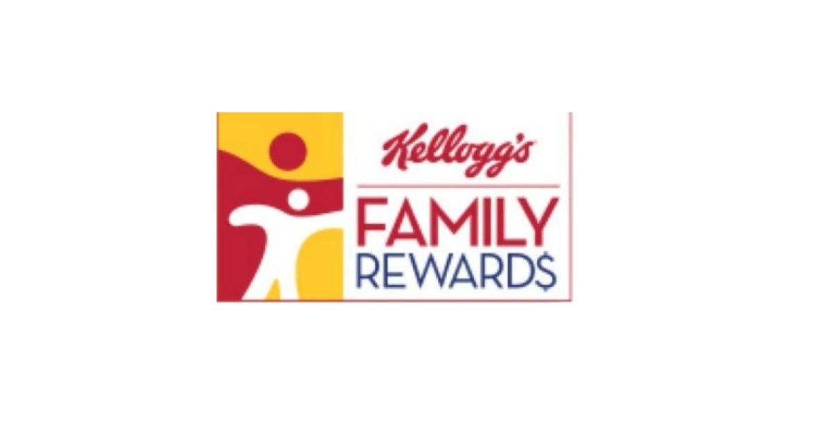 New 100 Point Kellogg's Family Rewards Code! - MWFreebies