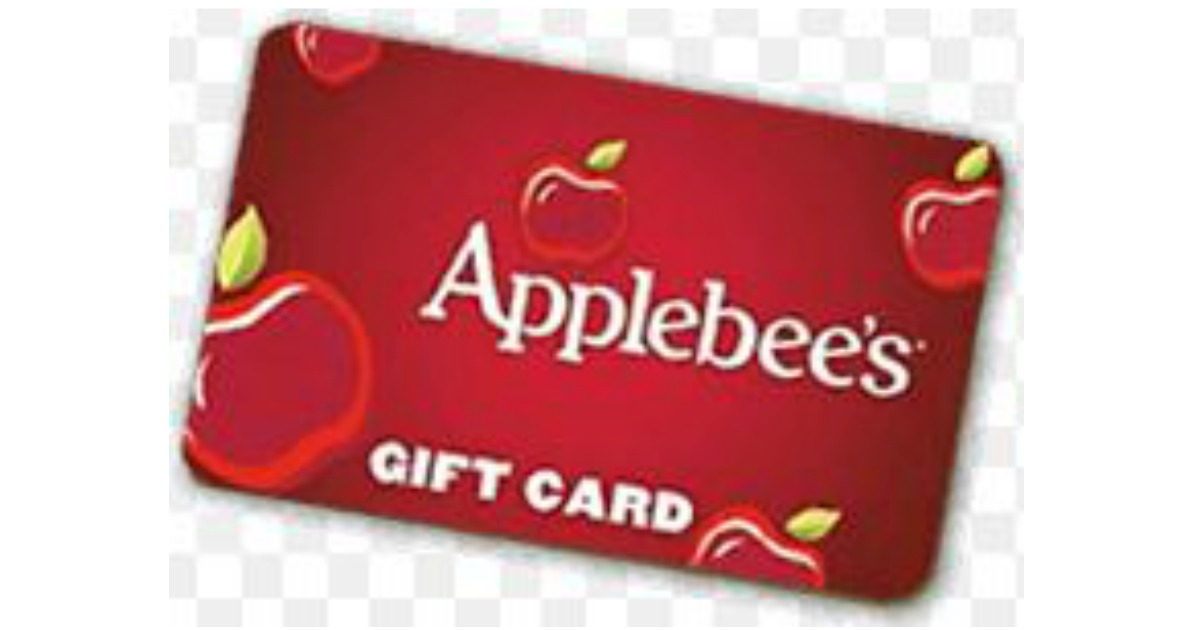 Applebees christmas gift card special