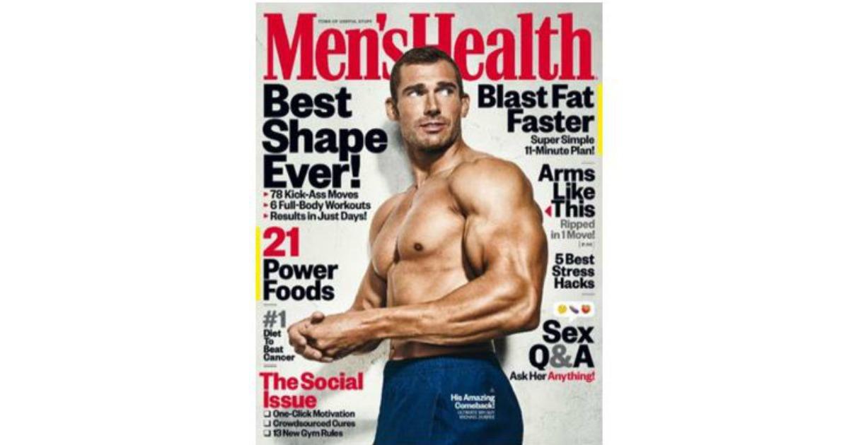 064e36c4981 FREE 1 Year Subscription To Men s Health Magazine! - MWFreebies