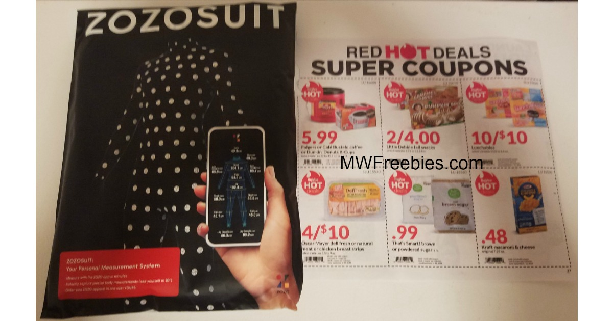 I received my zozosuit hy vee coupons free in the mail today what i received my zozosuit hy vee coupons free in the mail today what did you get fandeluxe Gallery