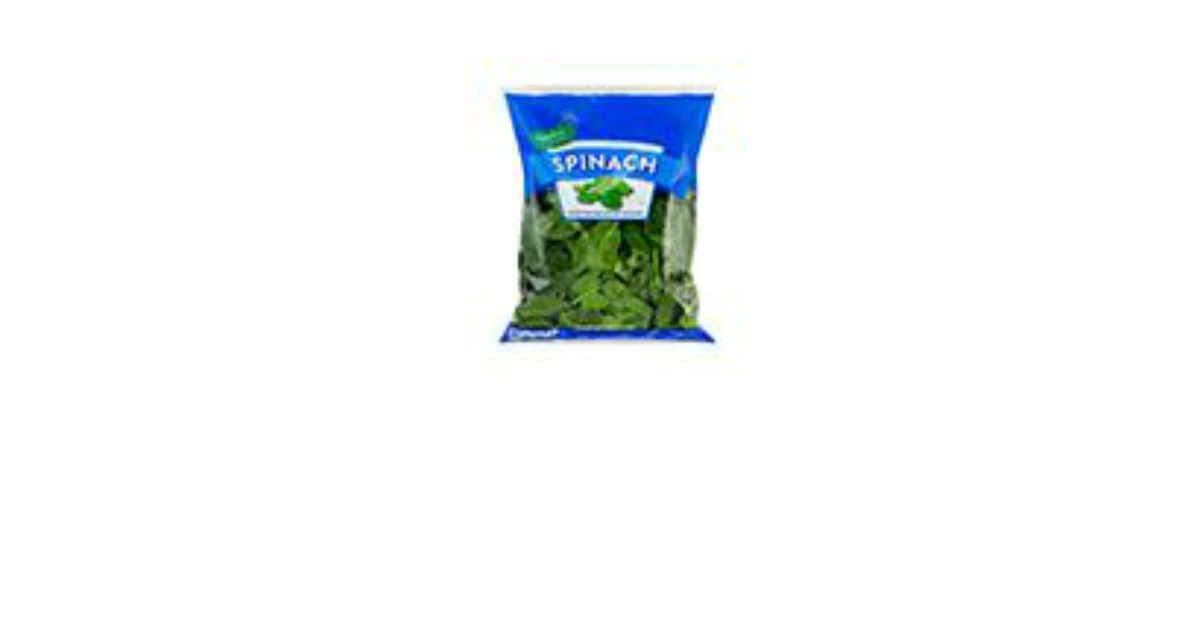 Free Signature Farms Spinach at Acme, Jewel-Osco, Shaws, and Star