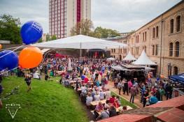 Tausende Besucher auf dem Familienfest