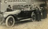FOUND PHOTO: Car Rally - 1915