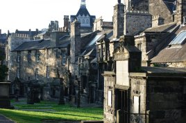 Greyfriars Churchyard, Edinburgh