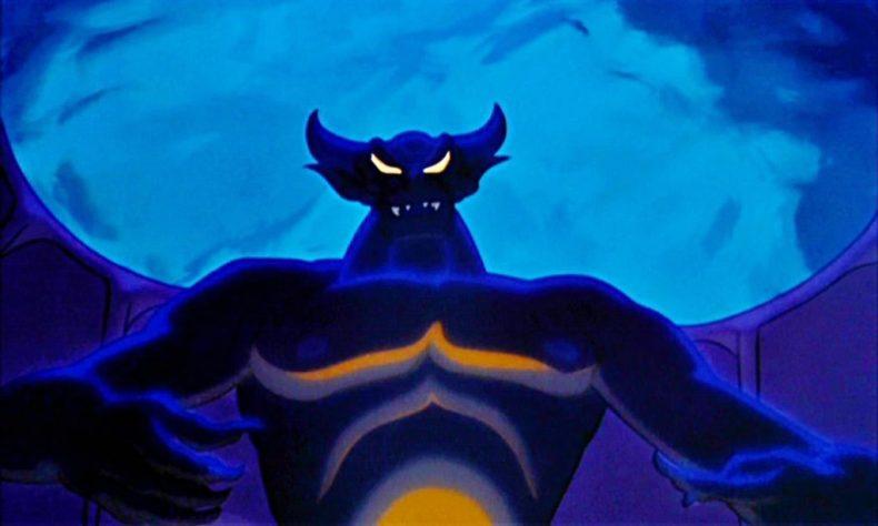 Chernabog from Disney's Fantasia