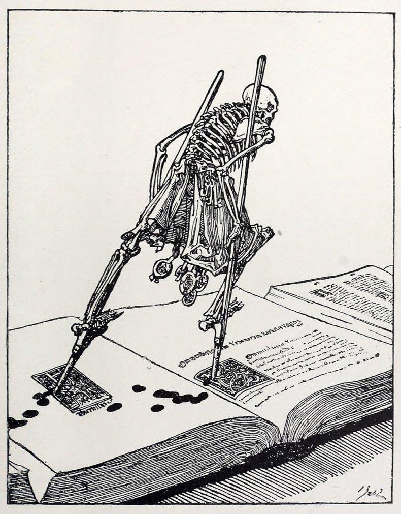 SkeletonWalking