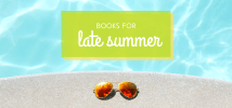 Books for Late Summer