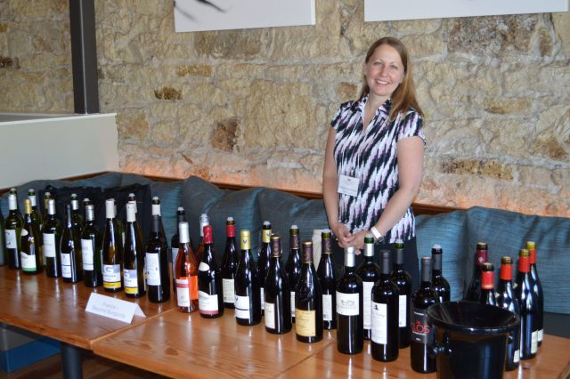 Mel France Beyond Burgundy Table