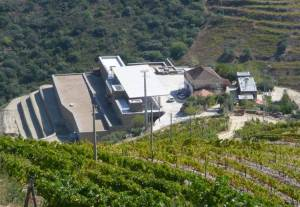 Niepoort's new winery in Quinta de Nápoles