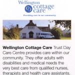 Wellington Cottage Care
