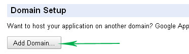 google app engine add domain 0003 - مجلة ووردبريس