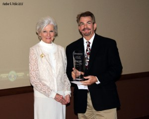2014 2 year old colt/gelding: Hold For More, owner: Dale Schenian (son Mike Schenian accepting award)