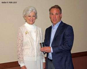 2014 TOBA Award and 2014 Charles Bellingham Award: Scott Rake