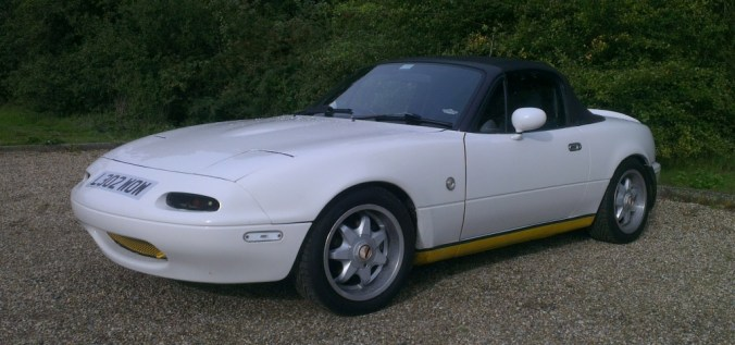 Welcome To The MX 5 Owners Club