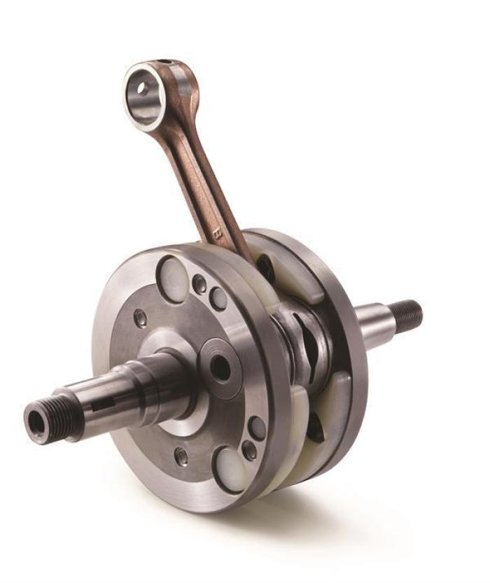 TC 85 Crankshaft
