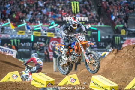 Alex Martin - Troy Lee Designs Redbull KTM