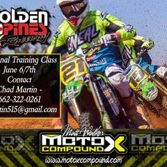 Matt Walker school at Golden Pine Raceway June 6/7