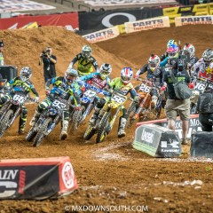 2017 Atlanta Supercross 250 Gallery