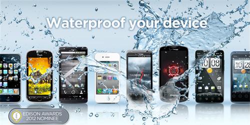 ลือ Galaxy S III และ iPhone 5 อาจนำเทคโนโลยีเคลือบสารกันน้ำมาใช้
