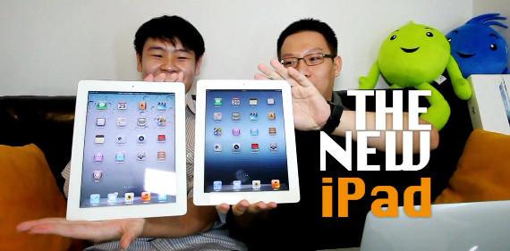 Power ON #003 : The new iPad