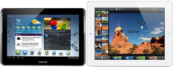 Ex-Apple CEO John Sculley: Samsung Galaxy Tab คือคู่แข่งตัวฉกาจเพียงหนึ่งเดียวของ Apple iPad