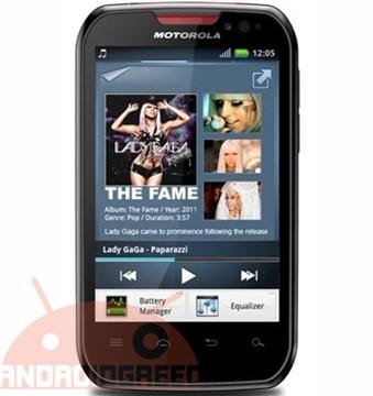 Motorola เตรียมเข็น Android รุ่นเล็ก XT560 อีกรุ่น