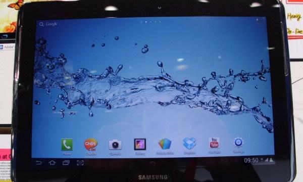 Samsung เลื่อนวางขาย Galaxy Note 10.1 ไปเดือนมิถุนายน แต่อาจจะมาพร้อมกับ CPU Quad-Core (Exynos)