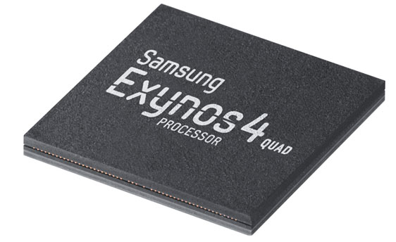 Samsung เปิดตัว Exynos 4 quad 1.4 GHz เตรียมสิงอยู่ใน Galaxy S รุ่นใหม่
