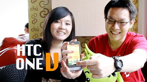 Power ON #009 : HTC One V