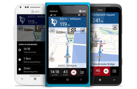Nokia ตัดสินใจไม่กั๊ก เอา Nokia Maps ลงให้กับอุปกรณ์ยี่ห้ออื่นที่ใช้งาน Windows Phone 8 ด้วย