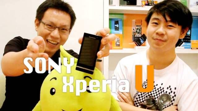 Power ON #011 : Sony Xperia U