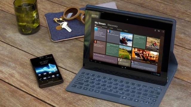 Sony เปิดตัว Xperia Tablet S รุ่นใหม่ร่างคล้ายเดิม CPU Quad-Core