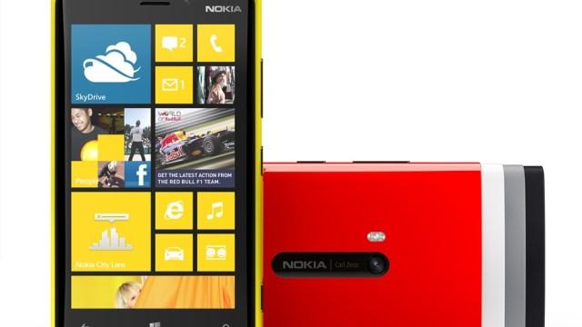 เทคโนโลยีจัดเต็ม Nokia Lumia 920 ติดตั้งไมค์บันทึกเสียงคุณภาพสูง